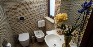 Junior suite Bagno