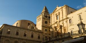 Chiesa di San Francesco d'Assisi all'Immacolata con l'annesso ex convento dei Frati Minori