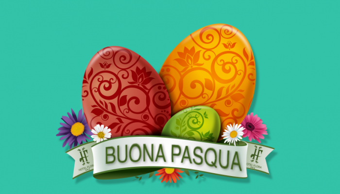Happy Easter 2015 | Hotel Flora